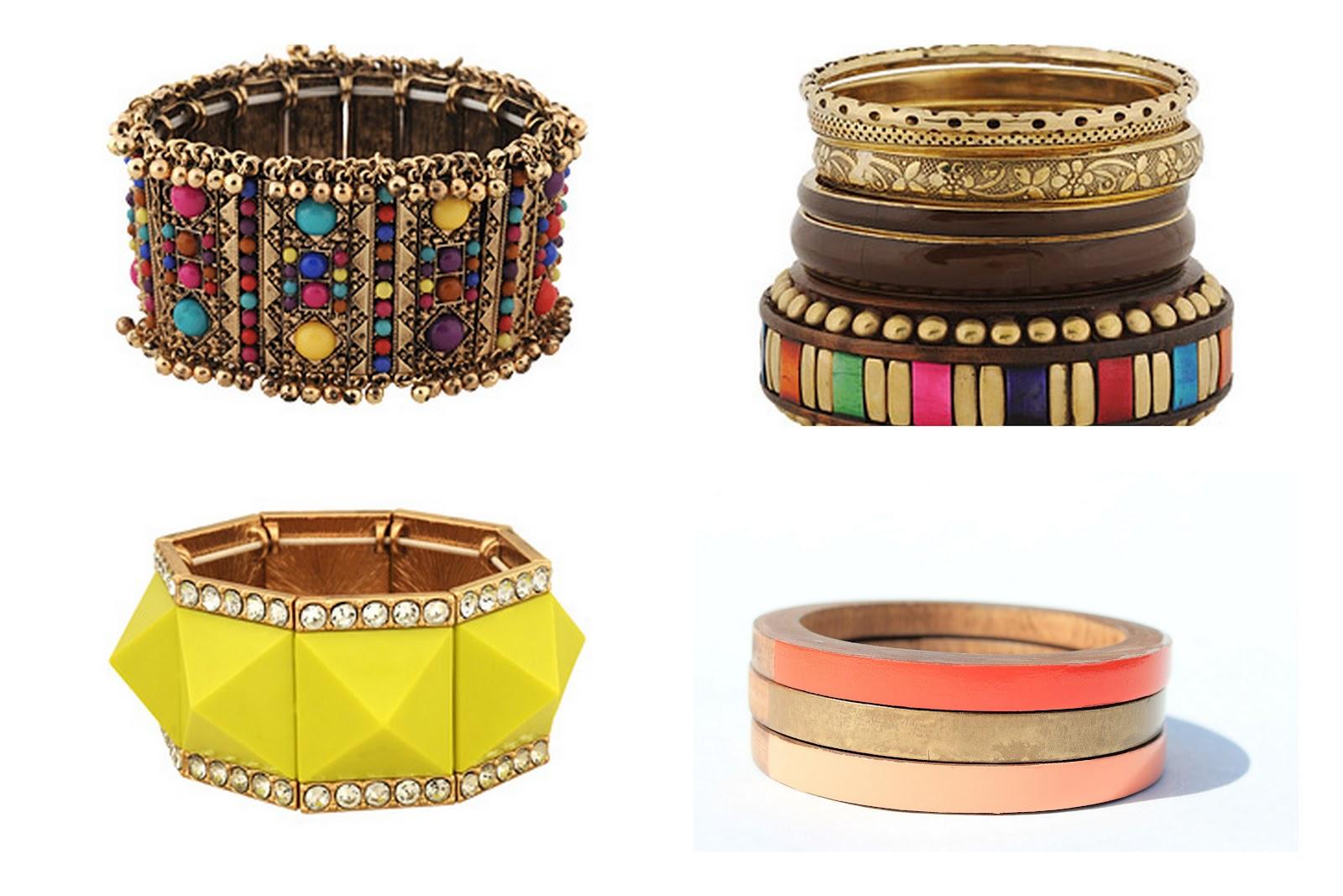 10 bracelets plut t qu 1 ma boh me chic - Bracelets bresiliens originaux ...